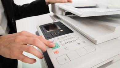 lease copier